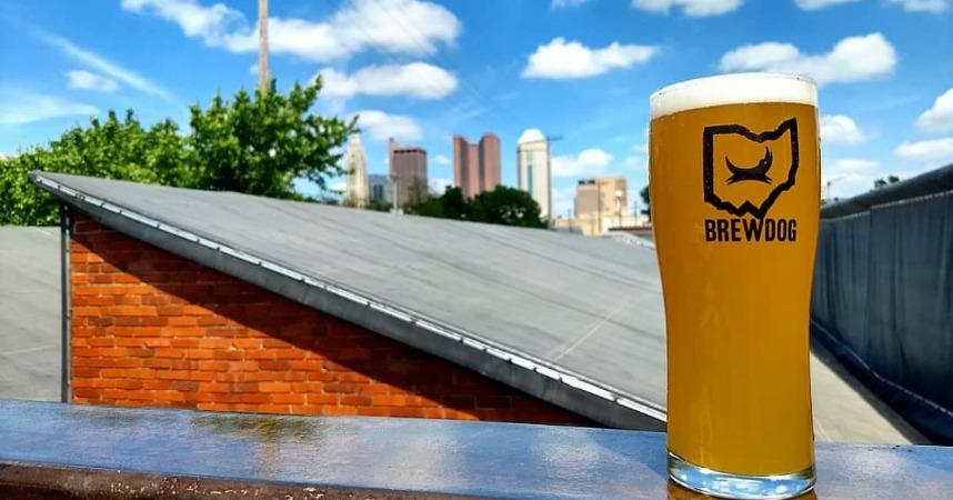 Downtown Columbus breweries